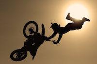 38e édition du célèbre salon de la moto.<br />PHOTO JOHAN BEN AZZOUZ / LA VOIX DU NORD