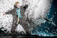 Alegria, le Cirque du Soleil au Zenith de Lille.<br />PHOTO JOHAN BEN AZZOUZ / LA VOIX DU NORD